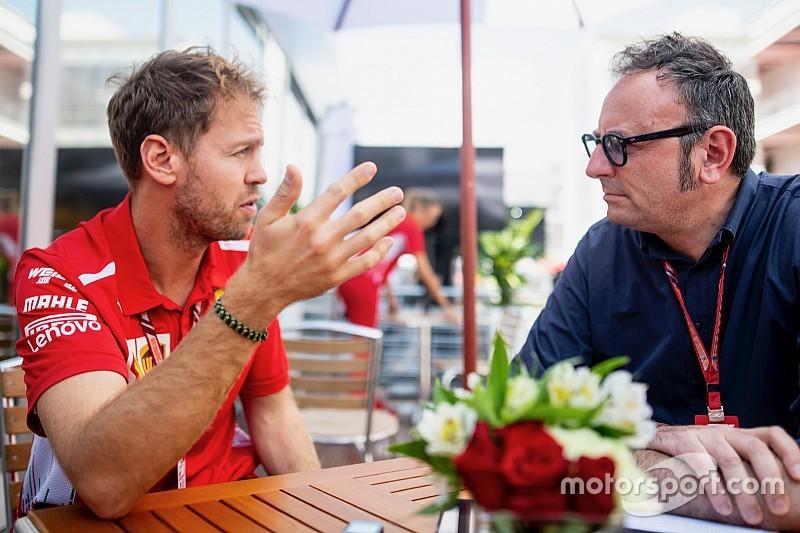 Vettel esclusivo, vuota il sacco:
