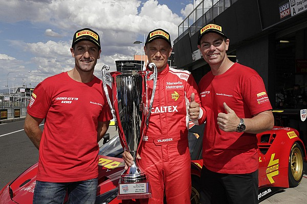 Endurance Bathurst 12 Hour: Pole for Ferrari as Vilander tops Shootout