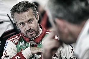 WTCC Réactions Monteiro :
