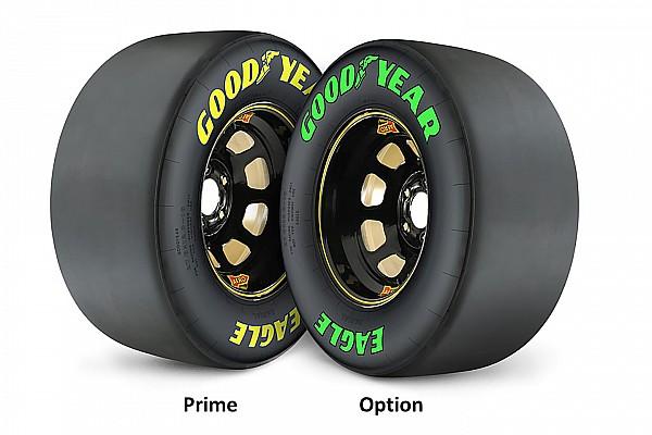 NASCAR Sprint Cup ¿Cómo Goodyear creó dos compuestos de neumáticos para el All-Star?