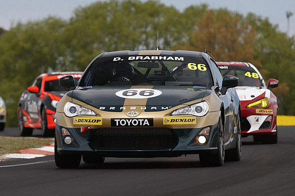 Touring Breaking news Toyota extends 86 series deal until 2020