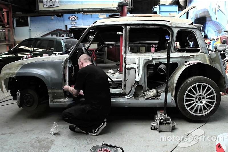 Video: Renault 4L con motor V6, así se construyó