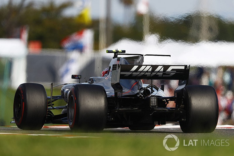 Haas, 2017'deki son güncellemesini Austin'e getirecek