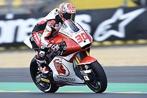 Moto2 速報ニュース 【Moto2】中上貴晶「マシンの旋回性に苦労している」/ル・マン予選