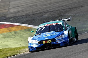 DTM Breaking news Duval's DTM struggles down to 'impatience' - Audi