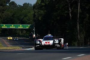 Le Mans Practice report Le Mans 24h: Porsche leads Toyota in practice