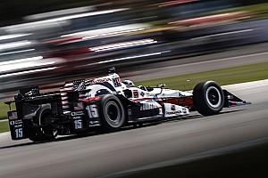 IndyCar Reporte de prácticas Rahal lidera la primera práctica en Detroit y Gutiérrez en 21º