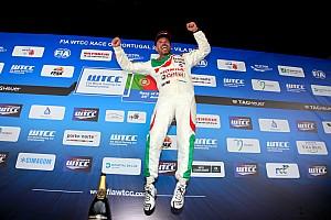 WTCC Réactions Monteiro: