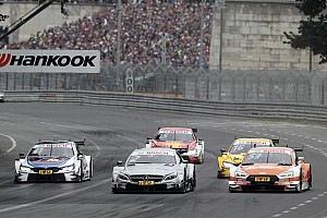 DTM Breaking news Audi, BMW must