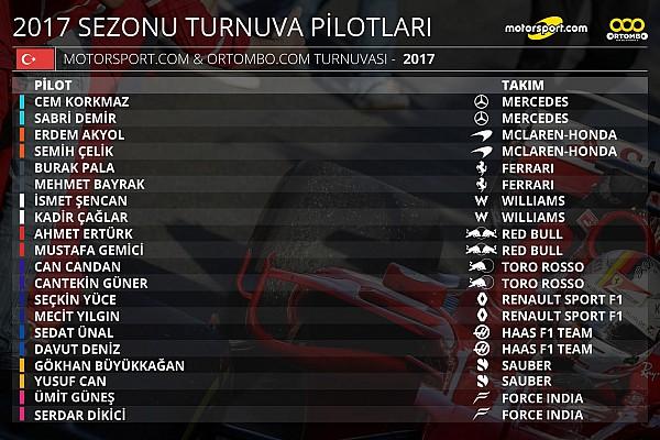 FORMULA 1 LİGİ Son dakika Sanal F1 turnuvasına taze kan