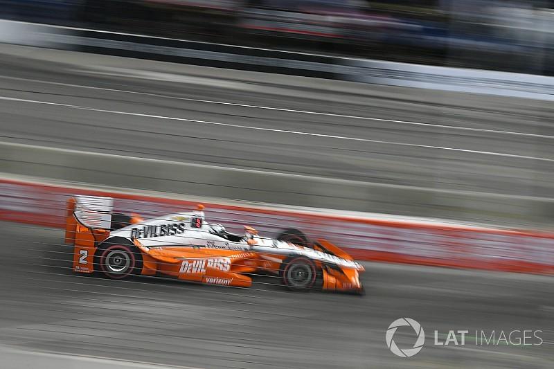IndyCar Toronto: Newgarden wint op dominante wijze