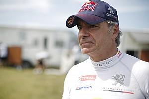 Dakar Breaking news Sainz admits 2018 could be his final Dakar Rally