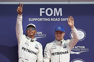 Formel 1 News Mercedes schließt Teamorder im F1-WM-Kampf 2017 nicht mehr aus