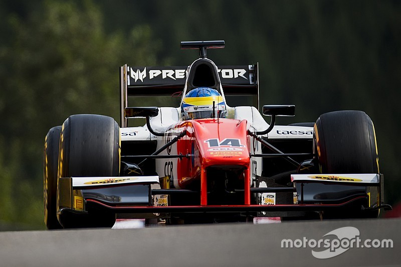 Spa F2: Sette Camara wins after huge Matsushita crash