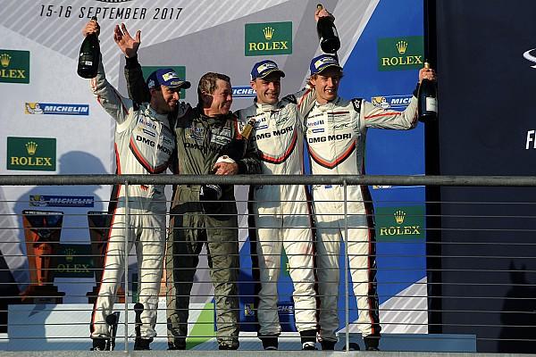 Porsche logra de nuevo el 1-2, ahora en Austin