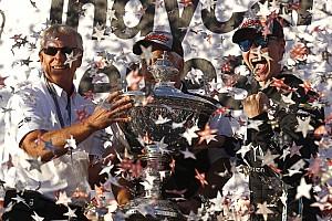 IndyCar Race report IndyCar Sonoma: Pagenaud menang, Newgarden raih gelar