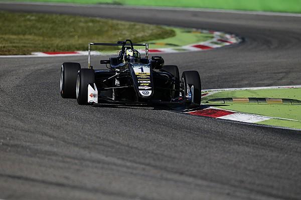 F3 Europe レースレポート 【欧州F3】モンツァ2日目:エリクソン首位。牧野らトップ10圏外