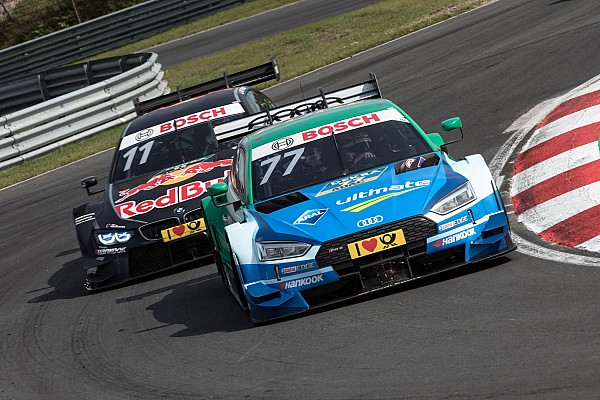 DTM Cost of running DTM cars is