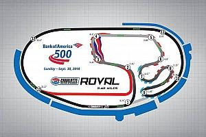 Monster Energy NASCAR Cup Testverslag Video: NASCAR tovert oval om tot circuit voor Playoffs 2018