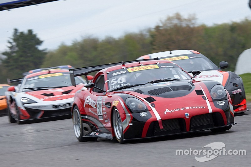 New SprintX lineups part of big Lime Rock Park PWC weekend
