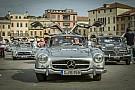 Speciale 1000 Miglia: diario di un viaggio nella passione sulla Mercedes 300 SL
