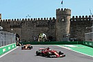 Formel 1 2017 in Baku: Ergebnis, Qualifying