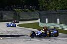 IndyCar Rossi no asume la responsabilidad por percance con Kanaan en Road America