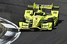 IndyCar Barber IndyCar: Penske-Chevys dominate first practice