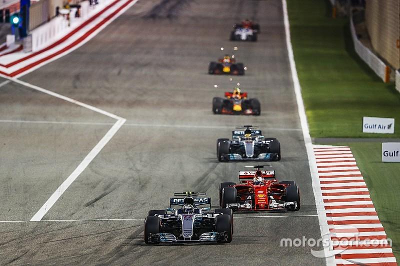 Les moteurs Mercedes, Ferrari et Renault se tiennent en 3 dixièmes
