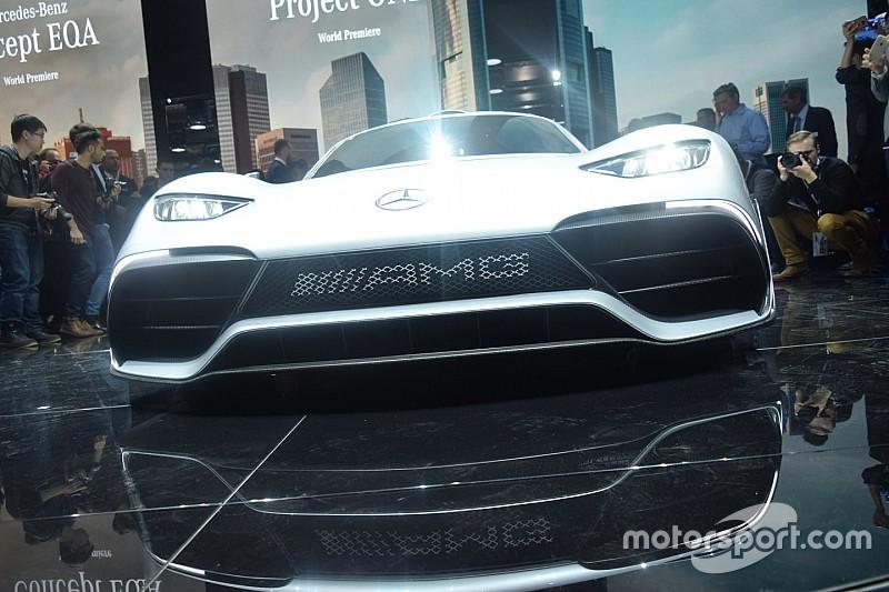 Mercedes-AMG Project One: 1.000 cavalli dalla Formula 1 alla strada!