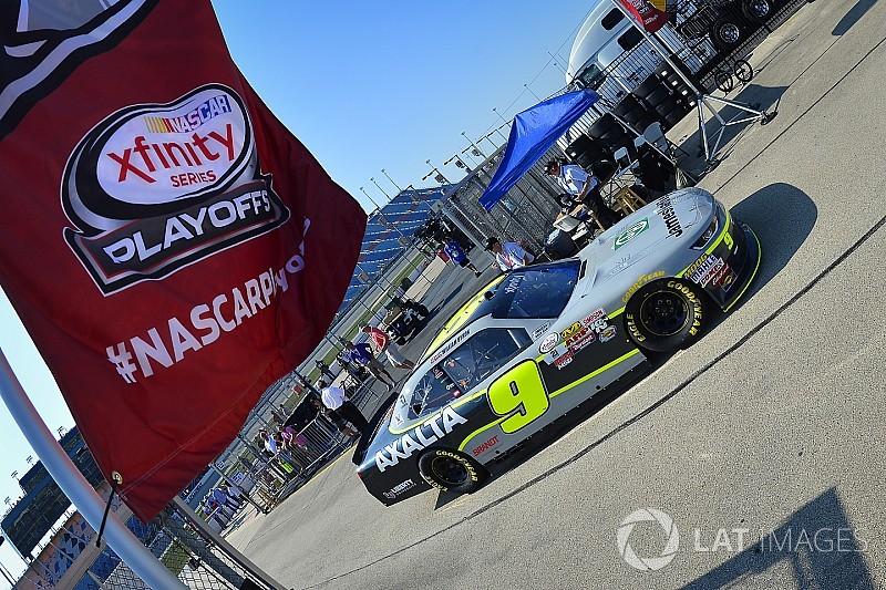"""Last season's """"gut punch"""" fuels William Byron's Xfinity title run"""