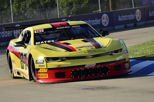 Tracy and Montour take 8th and 10th in Road Atlanta Trans Am race