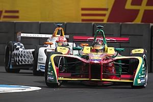 Formula E Reporte de calificación Daniel Abt toma la pole position para el ePrix de México
