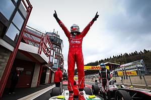 Formula V8 3.5 Crónica de Carrera Alfonso Celis gana la primera carrera en Spa
