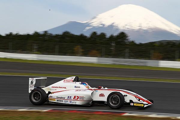 """【FIA-F4】F1目指し、200%の力出した笹原。謎の""""失速""""に負けず3位"""