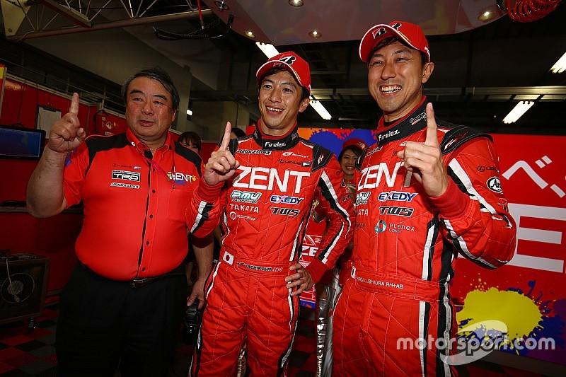 【スーパーGT】第2戦富士GT500予選:38号車立川が他を圧倒しPP獲得