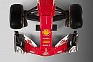 Формула 1 Последние штрихи. Новую Ferrari оформили логотипами спонсоров