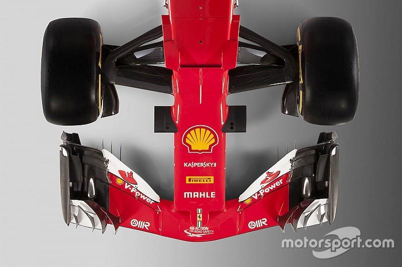 Последние штрихи. Новую Ferrari оформили логотипами спонсоров