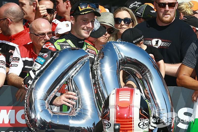 """Rea: """"Ganar 40 carreras significa mucho, pero son más importantes los puntos"""""""