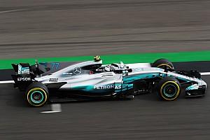 Formel 1 Trainingsbericht Formel 1 2017 in Silverstone: Mercedes bestimmt 1. Training