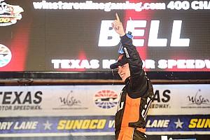 NASCAR Truck Relato da corrida Bell vence em prova com final acidentado e confuso no Texas
