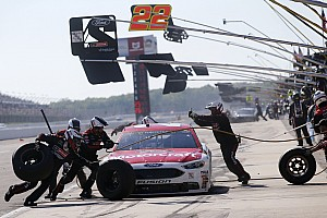 NASCAR Truck Special feature BKR's take on trucks: Pit crew enjoys success today built at BKR