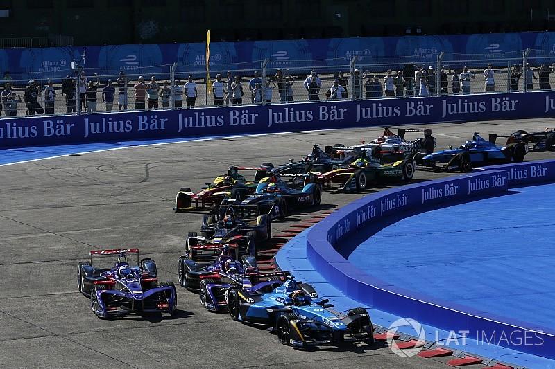 La FIA officialise le calendrier 2017-18 de Formule E