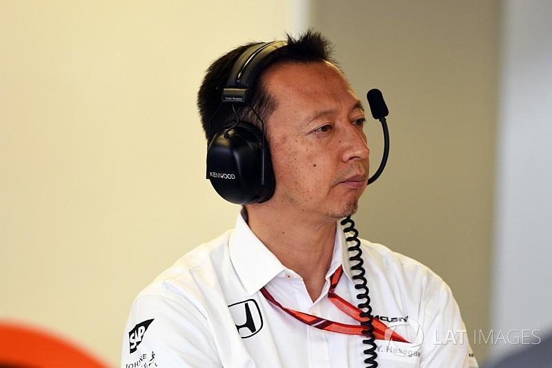 Honda F1 no piensa destituir a Hasegawa