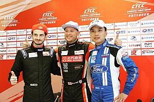CTCC Ultime notizie Alex Fontana subito a podio in Cina con la Kia!