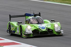 European Le Mans Race report Fighting finish for Krohn Racing at the 4 Hours of Red Bull Ring