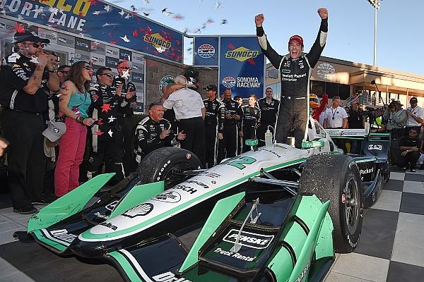 Sonoma'da zafere ulaşan Pagenaud, IndyCar şampiyonu oldu!