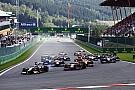 FIA F2 FIA confirma mudança e GP2 passa a se chamar Fórmula 2