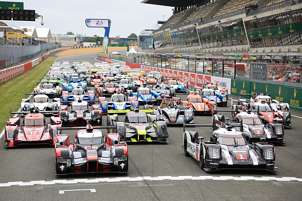 2017 Le Mans 24 Hours - 14 teams invited