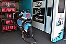Moto2 萨罗姆家人感谢MotoGP组委会给予的支持